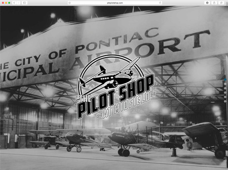 The Pilot Shop at Midfield Website