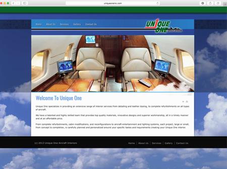 Unique 1 Aircraft Interiors